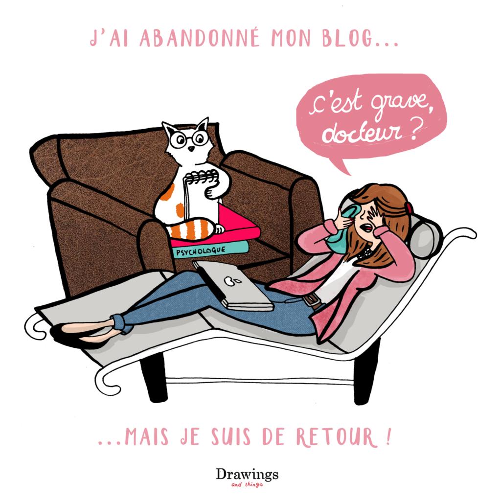 pourquoi j 39 ai abandonn mon blog. Black Bedroom Furniture Sets. Home Design Ideas